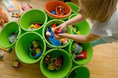 great fun idea for a playroom