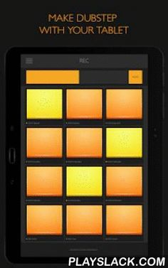 Dubstep Drum Pads 24  Android App - playslack.com , All new Dubstep Drum Pads 24! Make beats and music with fresh dubstep sample packs! Use new pitch effect to make your beats even better! Watch dubstep tutorials from Drum Pads 24 Crew in the Video and Tutorials section!So do you want to make music like Skrillex or Datsik or Excision or any popular dubstep producer? Then download Dubstep Drum Pads 24 right now and show your skills, post video with #drumpads24 hashtag!New FREE sound packs…