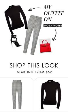 polyvore 1 by juanis26 on Polyvore featuring moda, Alexander Wang and Giuseppe Zanotti dia a dia