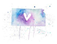 5x7  Kansas Love by poppyandpinecone on Etsy, $12.00