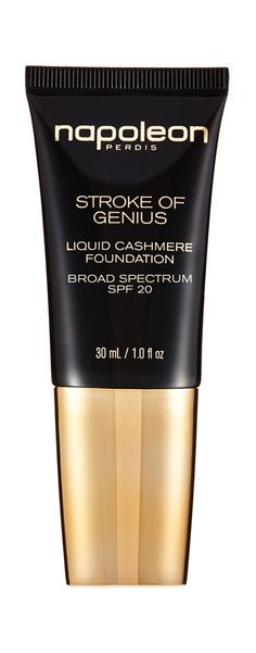 Brilliant. Foundation with a built-in brush.