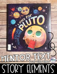 Teaching Story Elements or Plot? A Place for Pluto is the perfect mentor text. Reading Lessons, Reading Strategies, Reading Skills, Reading Comprehension, Comprehension Strategies, Teaching Plot, Teaching Language Arts, Teaching Reading, Teaching Ideas