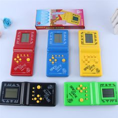 Cheap electronic toys, Buy Quality toys electronic directly from China toys toys Suppliers: Tetris Game, Childhood Favorite Electronic Toys, Black and White Palm Games, Puzzle Toys Science Toys, Science Activities For Kids, Games For Kids, Stem Science, Enigma, Electronic Toys, Educational Toys For Kids, Puzzle Toys, Diy Toys