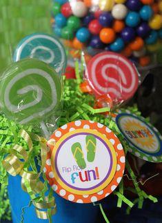 50 Summer Free Printables (parties, activities, subway arts and more)