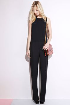 Simplicity is the best Policy (Stella McCartney Pre S/S 2012)