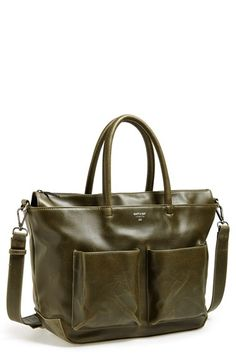 Matt Nat Rylan Vegan Leather Diaper Bag Available