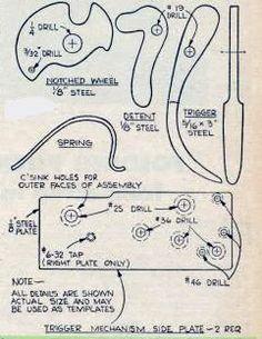 Homemade+Crossbow+Trigger | Crossbow Trigger Mechanism