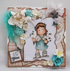 Passion Creations: Fussy and Fancy