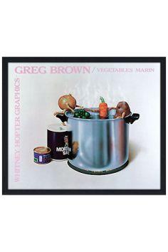 "Greg Brown 24"" x 28"" Vegetables Marin - Beyond the Rack"