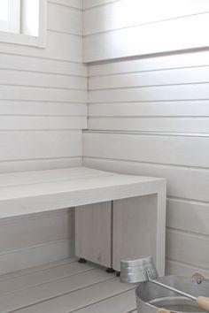 Valkoinen sauna?