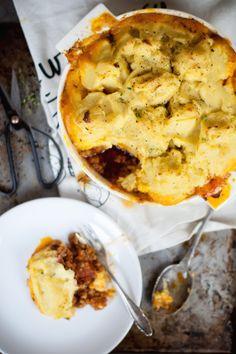 Cottage pie. Kuchnia Brytyjska. Kulinarne podróże Electrolux!