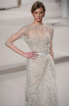 Elie Saab Spring/Summer 2011 Haute Couture Collection