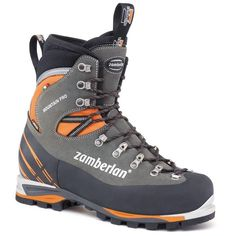 Zamberlan 2090 Mountain Pro Evo GTX Mountaineering Boots Made in Italy Best Hiking Boots, Hiking Gear, Hiking Shoes, Mens Fashion Shoes, Men S Shoes, Logger Boots, Rock Style Men, Mountaineering Boots, Steel Toe Work Boots