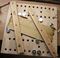 schiebestock push stick modell el cheapo bauanleitung projekte pinterest sticks. Black Bedroom Furniture Sets. Home Design Ideas