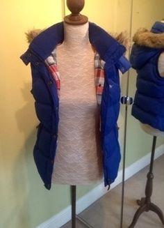 Buy here at #vinteduk http://www.vinted.co.uk/womens-clothing/puffa-jackets/6210477-jack-wills-blue-gilet