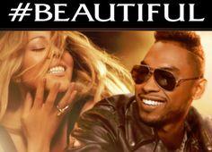 Mariah Carey's Beautiful music video