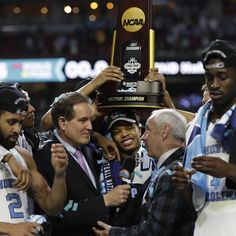 One year after being denied a title by a Kris Jenkins buzzer-beater, the North Carolina Tar Heels are your 2017 national champions...
