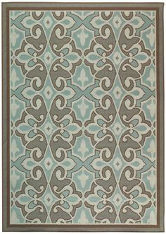 Monterrey Area Rug - Patio Rugs - Outdoor Rugs - All-weather Rugs - Rugs | HomeDecorators.com