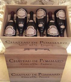 Vin du château de pommard