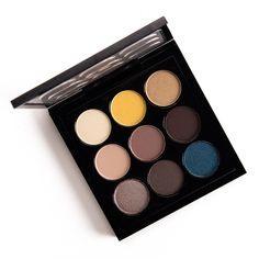 MAC She's a Model Eyeshadow x 9 Palette Review, Photos, Swatches