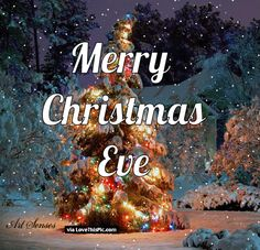 Christmas eve | Animated Merry Christmas Eve Gif Quote Pictures, Photos, and Images ...