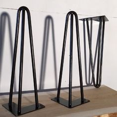x4 pieds de table 15 cm epingle cheveux hairpin legs dossier anthony pinterest. Black Bedroom Furniture Sets. Home Design Ideas