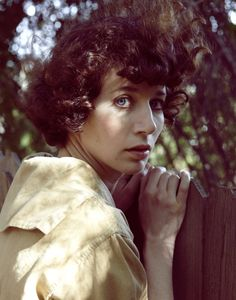 """""""I cried in english, I cried in french, I cried in all the languages, because tears are the same all around the world."""" Miranda July"""
