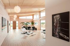 Beautiful open spaces in a Lockwood home