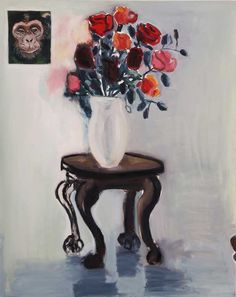 By Leon Vermeulen entitled: Stillewe olie op doek, 127 x 100 cm For more please visit: www.finearts.co.za Flower Pots, Still Life, Painting, Art, Flower Vases, Art Background, Plant Pots, Painting Art, Kunst