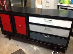 1950's updated dresser