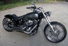 UNIEKE Harley Davidson Rocker C Custom 2008,(Longbike).