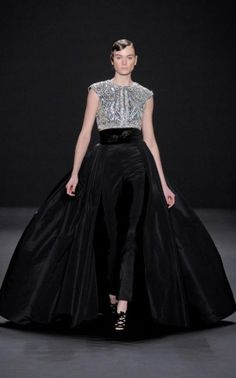 Naeem Khan F/W 2013 | Trendland: Fashion Blog & Trend Magazine