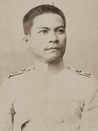 Venancio Concepcion, a general in the Philippine revolutionary government, who took charge of the military operations in Central Luzon upon the assasination of General Antonio Luna, 1890s #kasaysayan Emilio Aguinaldo, Military Honors, Jose Rizal, Filipino Fashion, Military Operations, Rough Riders, African Diaspora, American War, Philippines