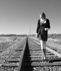 #railroad #model #modeling #photography #blackandwhite