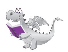 an illustrator character for kid from Ladphao Bangkok. Dragon Book, Professional Learning Communities, Mascot Design, Dragons, Back To School, Advertising, Design Inspiration, Crafty, Cartoon
