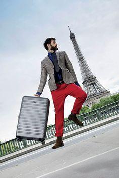 Últimas tendências para todo o tipo de viagem! #Malas #Viagens #Travel #ElCorteInglés