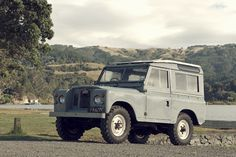 '70 Land Rover Series IIa 88