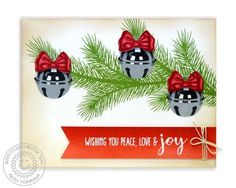 Sunny Studio - HOLIDAY STYLE - Clear Stamps Set – Hallmark Scrapbook