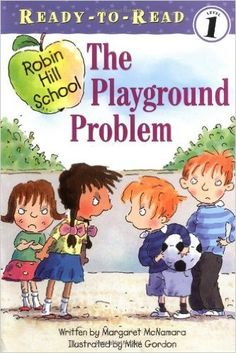 Playground Problem (Robin Hill School): Margaret McNamara, Mike Gordon: 9780689858765: Amazon.com: Books