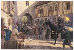 Fav Medieval Pics - Page 21 - Armchair General and HistoryNet >> The Best Forums in History #Vierzon
