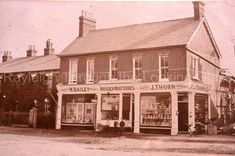 2. Bailey's, Rayleigh Meat Stores & Thorns (site of Savers today)