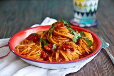 Tom Yum Spaghetti - Crazy but Delicious!