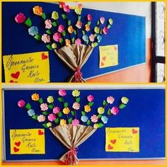 This Pin was discovered by Yas School Board Decoration, Class Decoration, School Decorations, Classroom Walls, Classroom Displays, Classroom Decor, Kids Crafts, Diy Projects For Couples, Bulletin Board Design