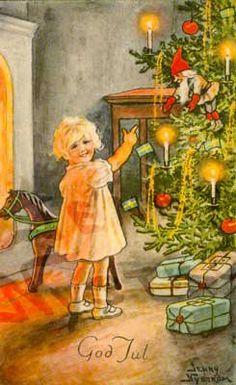 gamla julkort - Sök på Google