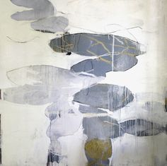 Marina (2011) - Meredith Pardue ink, oil, oil bar, and charcoal on canvas