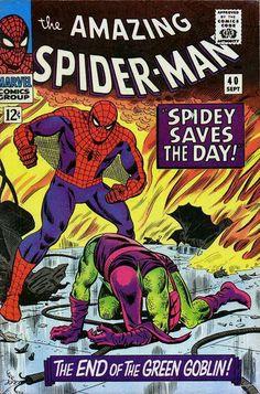 The Amazing Spider-Man (Vol. 1) 040 (1966/09)