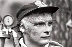 Niki Lauda's life has been all about three things: money, racing and courage.