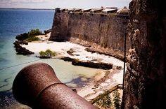Fortaleza de São Sebastião da Ilha de Moçambique on Mozambique Island