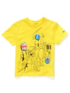 Rock On Tee by Ben Sherman at Gilt