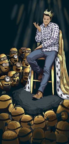 Overlord. Misha and minions) by Armellin